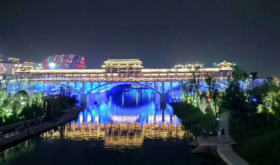 Sichuan-Guanghan Duck River Project