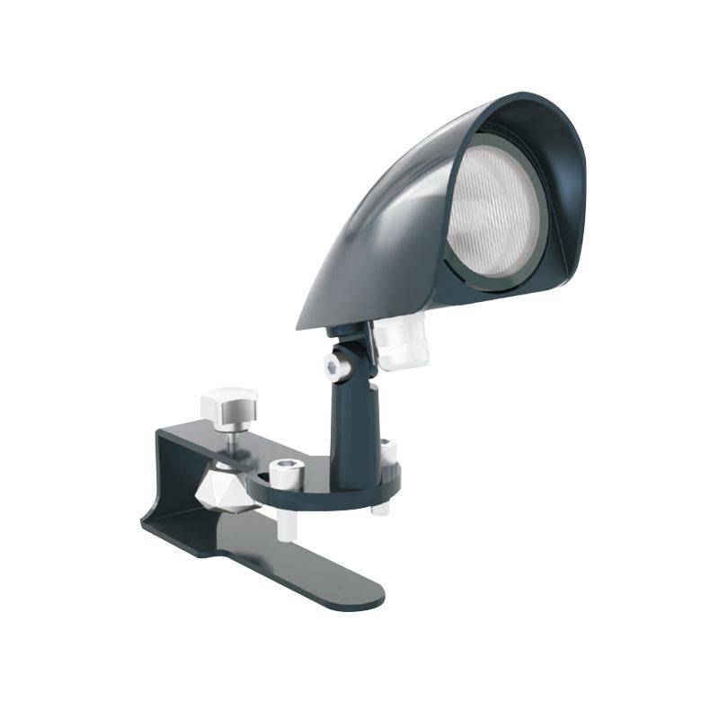 Corrugated lamp-B50